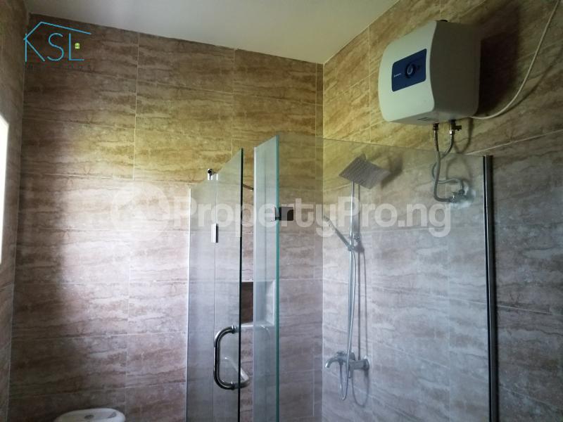 4 bedroom Semi Detached Duplex House for sale Alternative route by redeem church chevron Lekki Lagos - 12