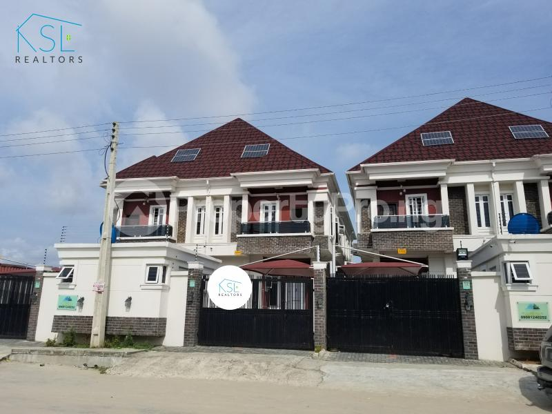 4 bedroom Semi Detached Duplex House for sale Alternative route by redeem church chevron Lekki Lagos - 18