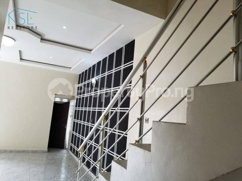 4 bedroom Semi Detached Duplex House for sale Alternative route by redeem church chevron Lekki Lagos - 8