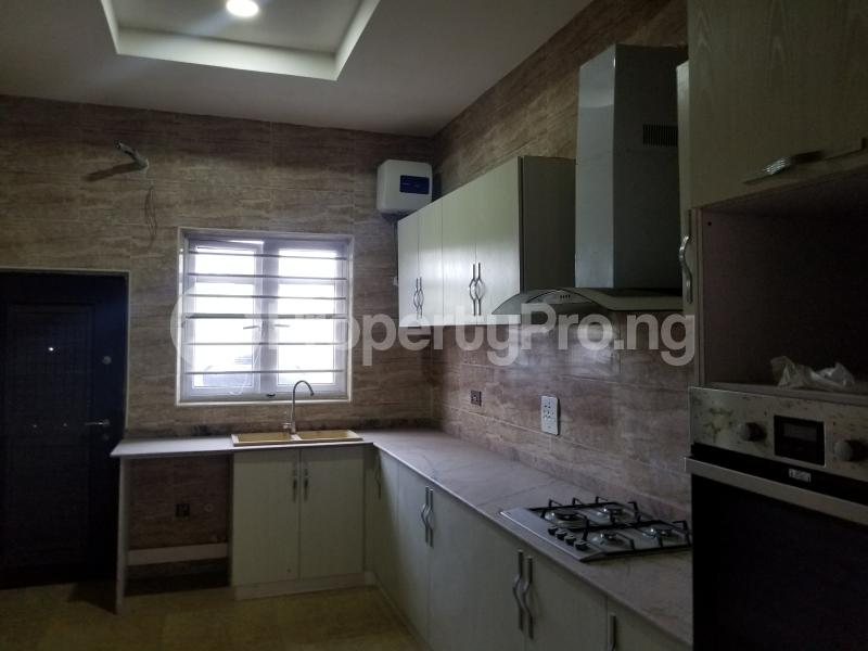4 bedroom Semi Detached Duplex House for sale Alternative route by redeem church chevron Lekki Lagos - 5