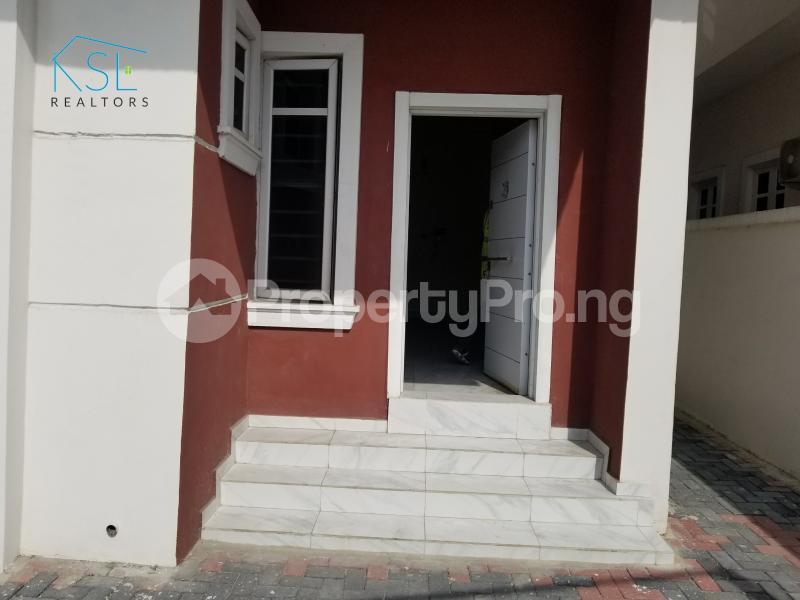4 bedroom Semi Detached Duplex House for sale Alternative route by redeem church chevron Lekki Lagos - 1