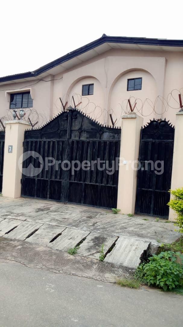 6 bedroom Detached Duplex House for sale general Gas area akobo Ibadan Egbeda Oyo - 7