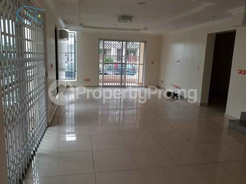 4 bedroom Terraced Duplex House for rent Residential Area Banana Island Ikoyi Lagos - 2