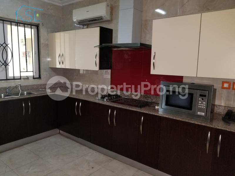 4 bedroom Terraced Duplex House for rent Residential Area Banana Island Ikoyi Lagos - 14