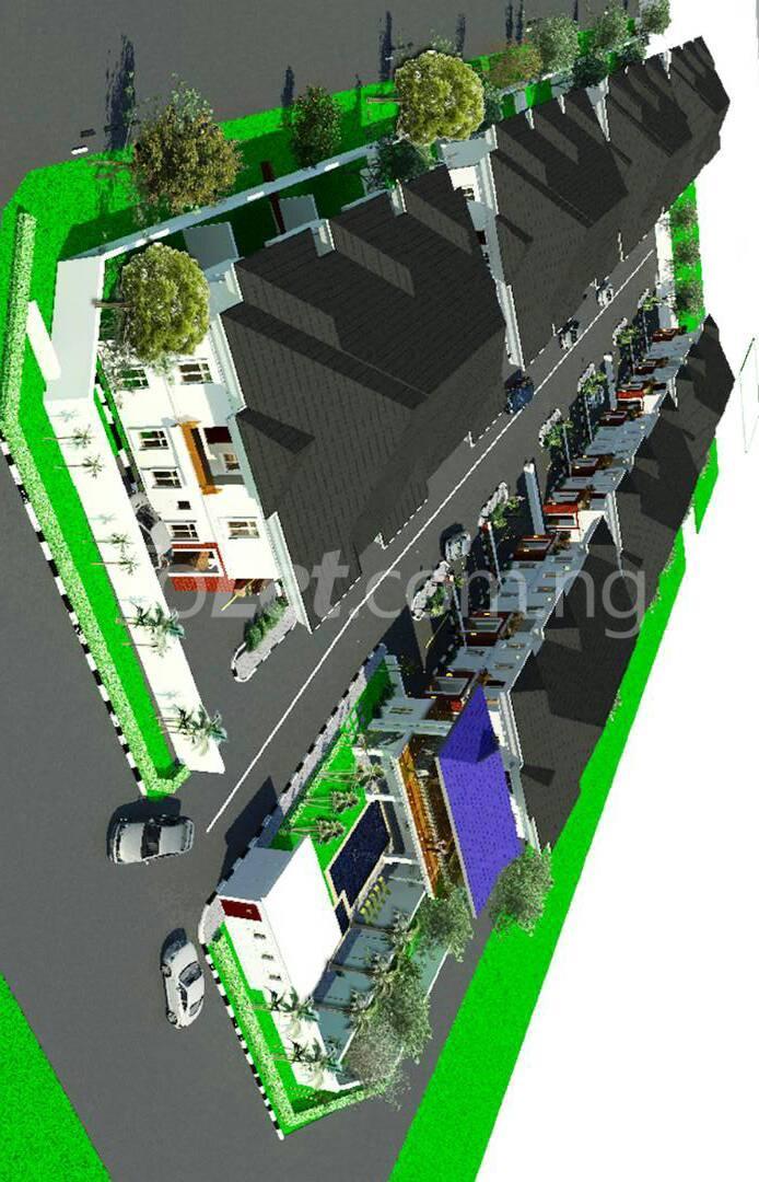 4 bedroom House for sale Before Lagos Business School, By General Paint Ajiwe Ajah Lagos - 6