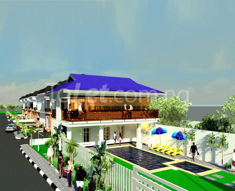 4 bedroom House for sale Before Lagos Business School, By General Paint Ajiwe Ajah Lagos - 7