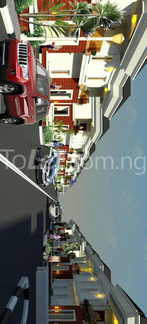 4 bedroom House for sale Before Lagos Business School, By General Paint Ajiwe Ajah Lagos - 4
