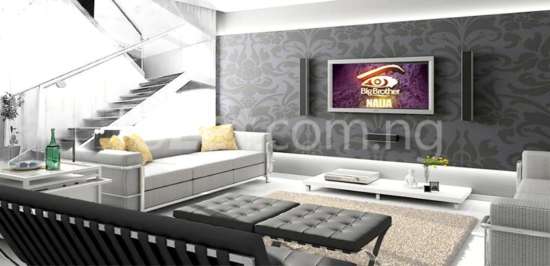 4 bedroom House for sale Before Lagos Business School, By General Paint Ajiwe Ajah Lagos - 3