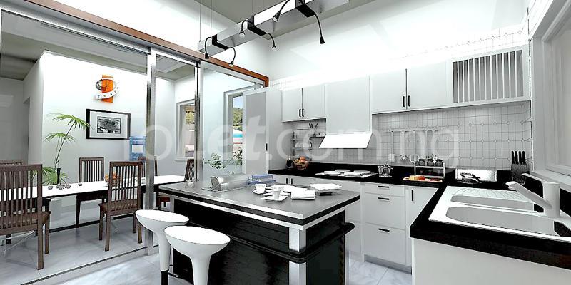4 bedroom House for sale Before Lagos Business School, By General Paint Ajiwe Ajah Lagos - 2