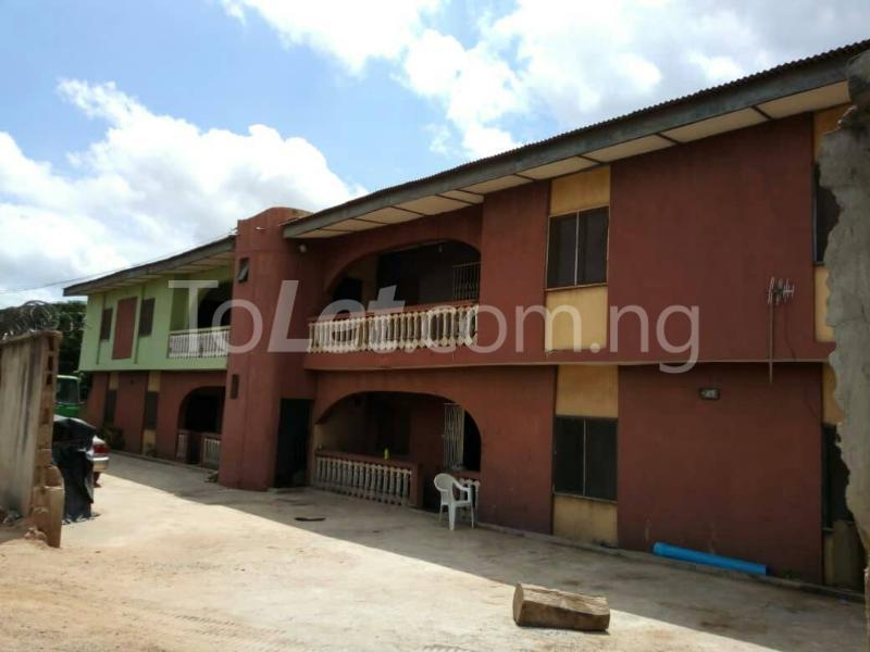 3 bedroom Flat / Apartment for sale Ojo expressway  Iwo Rd Ibadan Oyo - 0