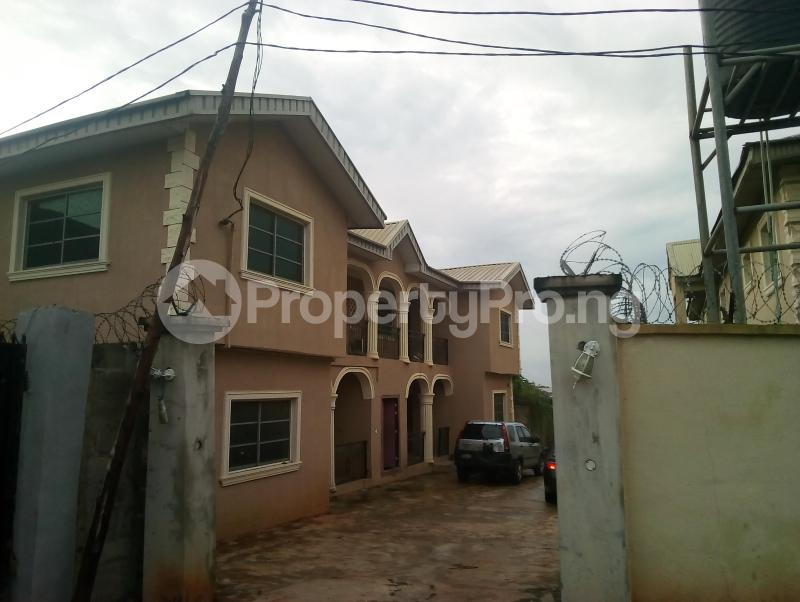 10 bedroom Shared Apartment Flat / Apartment for sale Fortune city, Olonde area Eleyele Ibadan Oyo - 0