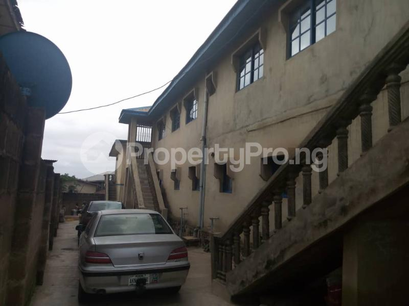 7 bedroom Shared Apartment Flat / Apartment for sale Behind Faith Acedemy, Aromolara, old Ife road Ibadan. Ibadan Oyo - 0