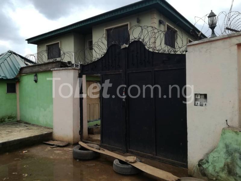 3 bedroom Flat / Apartment for sale beside Mercyland Estate Ayobo Ipaja Lagos - 1