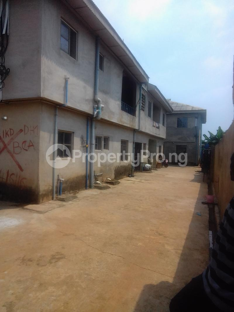 2 bedroom Blocks of Flats House for sale Sabo Ikorodu Ikorodu Lagos - 0