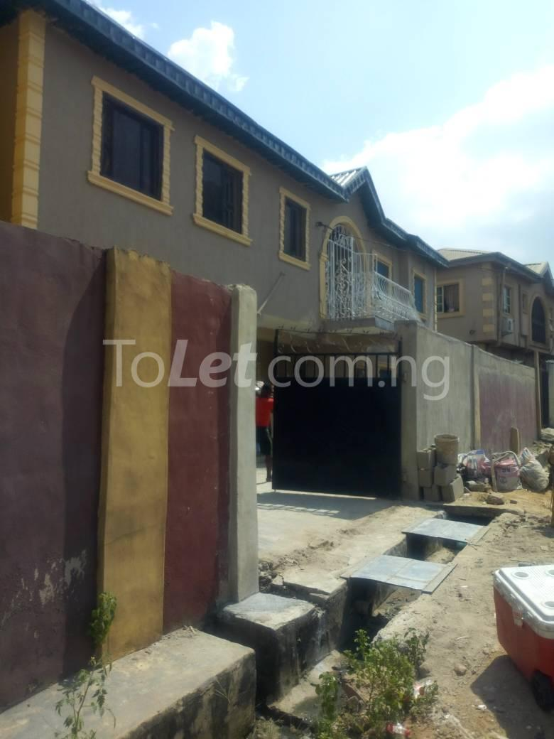 2 bedroom Flat / Apartment for sale Ajayi Ogba Bus-stop Ogba Lagos - 1