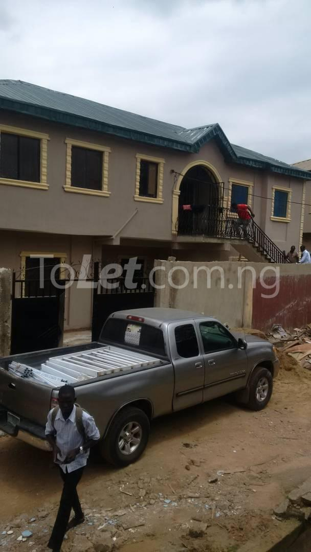 2 bedroom Flat / Apartment for sale Ajayi Ogba Bus-stop Ogba Lagos - 0