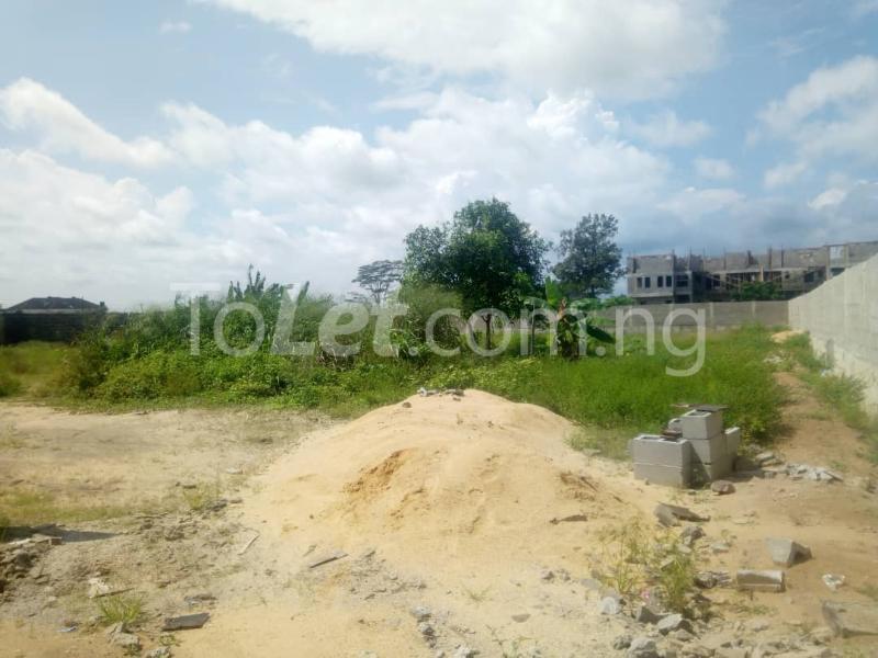 Land for rent Eko Akete, Before Awoyaya  Ibeju-Lekki Lagos - 1