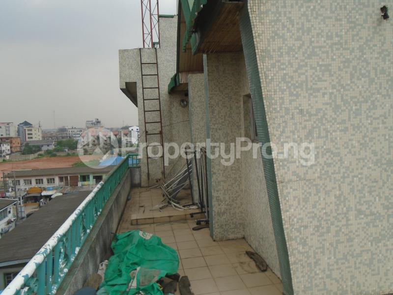 Office Space Commercial Property for rent close to computer village, off Obafemi Awolowo Way Ikeja Lagos - 21