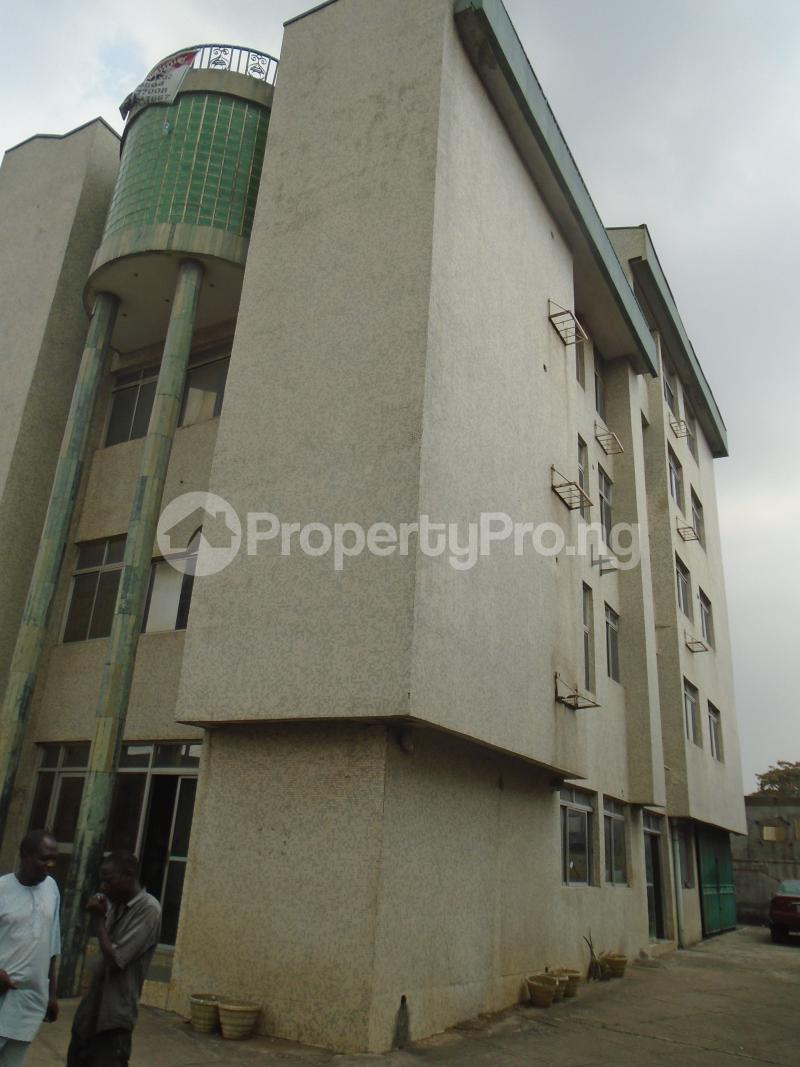 Office Space Commercial Property for rent close to computer village, off Obafemi Awolowo Way Ikeja Lagos - 0