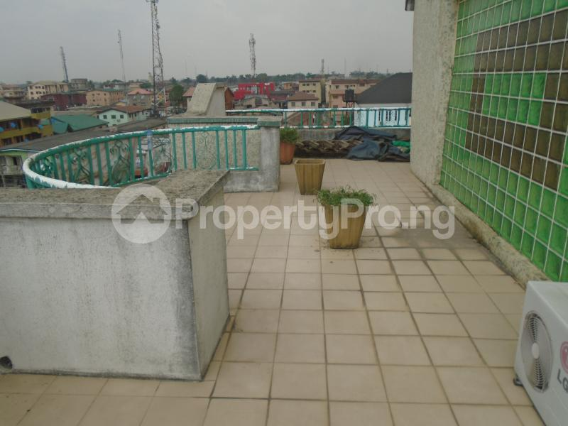Office Space Commercial Property for rent close to computer village, off Obafemi Awolowo Way Ikeja Lagos - 20