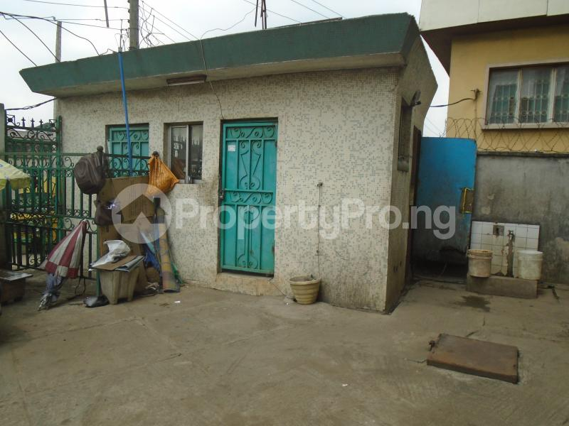 Office Space Commercial Property for rent close to computer village, off Obafemi Awolowo Way Ikeja Lagos - 4