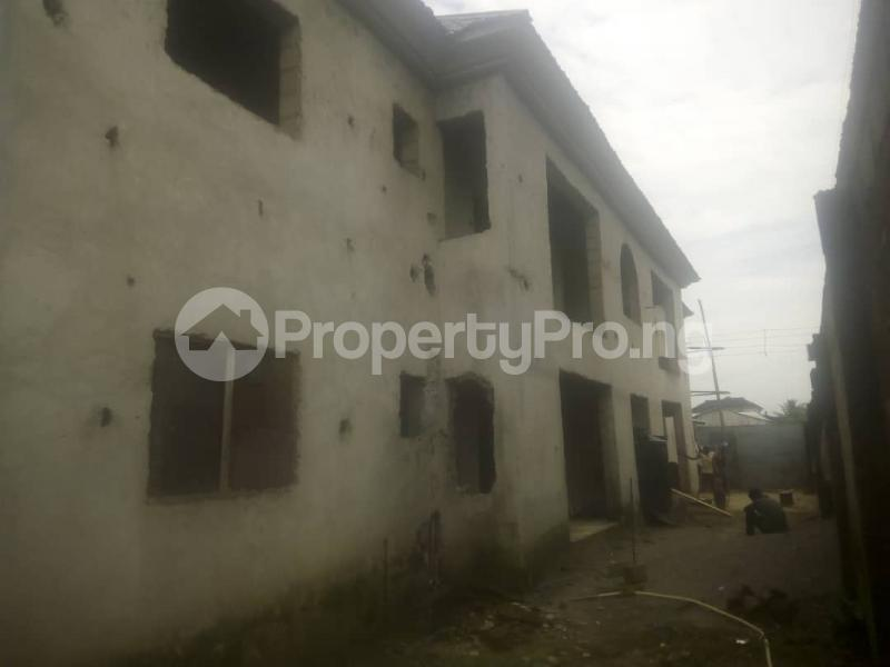 2 bedroom Blocks of Flats House for sale No 6 Road 13 by He Reigns filling station, New Road By Ada George NTA road PH Ada George Port Harcourt Rivers - 0