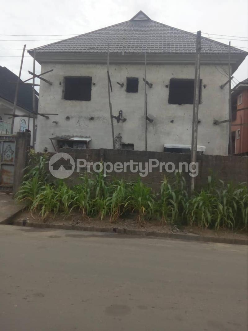 2 bedroom Blocks of Flats House for sale No 6 Road 13 by He Reigns filling station, New Road By Ada George NTA road PH Ada George Port Harcourt Rivers - 3
