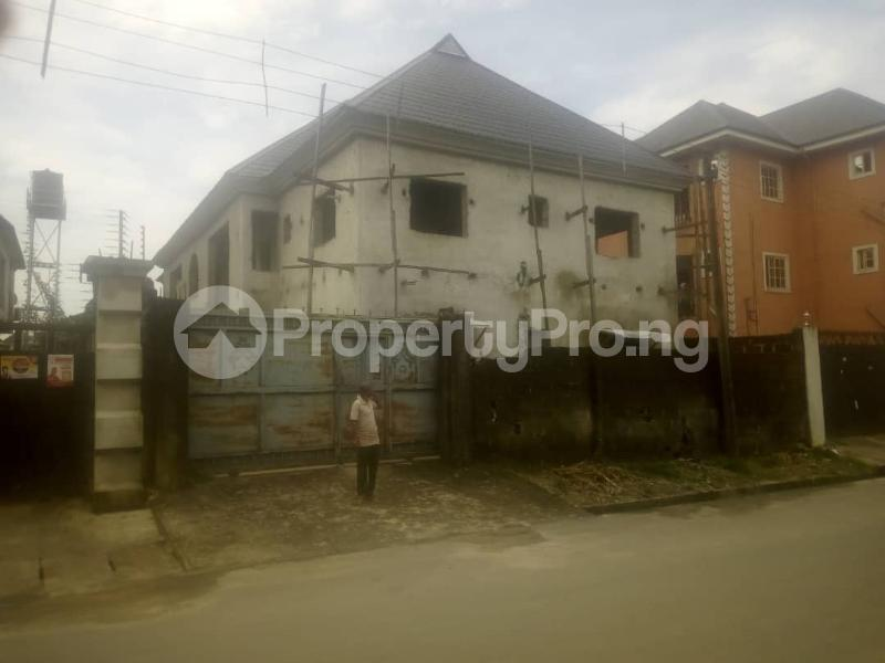 2 bedroom Blocks of Flats House for sale No 6 Road 13 by He Reigns filling station, New Road By Ada George NTA road PH Ada George Port Harcourt Rivers - 1