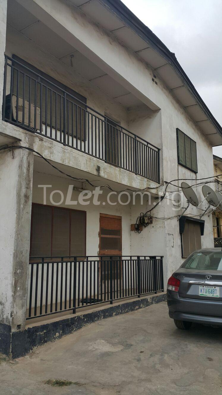 3 bedroom Flat / Apartment for sale Ajayi Street Oregun Ikeja Lagos - 1