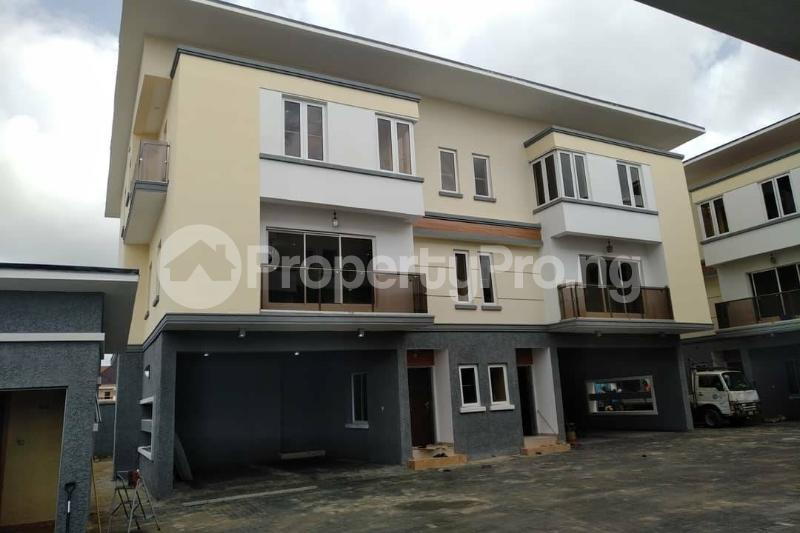 4 bedroom Flat / Apartment for sale chevy-view estate Lekki Lagos - 1