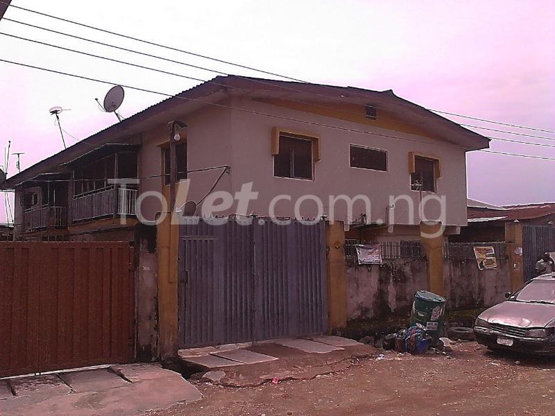 3 bedroom Flat / Apartment for sale Olabisi street Ojota Ojota Lagos - 0