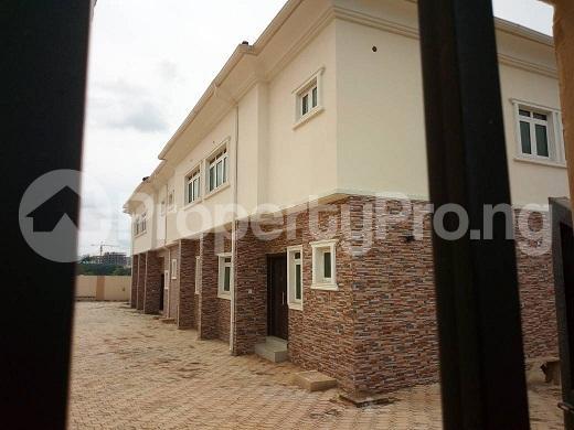 4 bedroom Terraced Duplex House for sale WUYE Wuye Abuja - 0