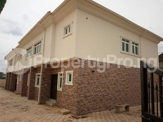 4 bedroom Terraced Duplex House for sale WUYE Wuye Abuja - 1