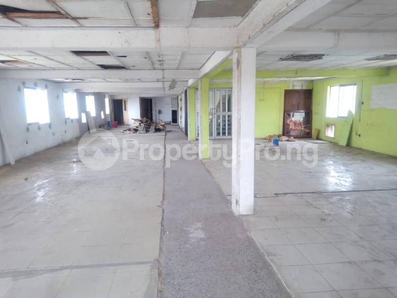 Commercial Property for rent -- Toyin street Ikeja Lagos - 0