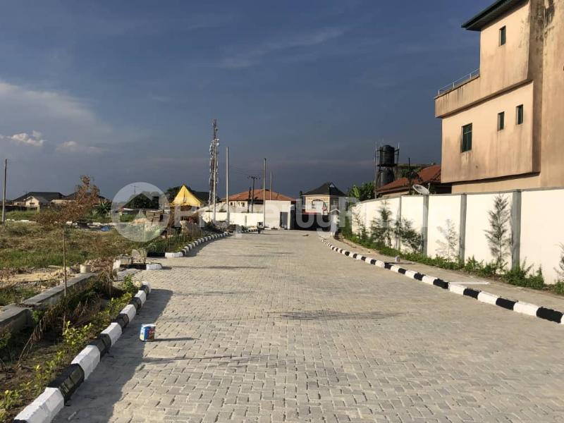 Residential Land Land for sale Along Unity Road beside Cooperative Villa Estate Badore Ajah Lagos - 7