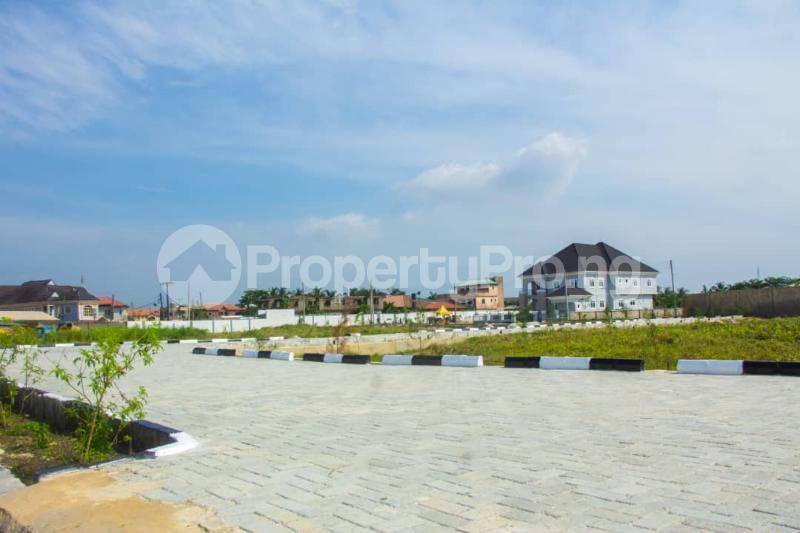 Residential Land Land for sale Along Unity Road beside Cooperative Villa Estate Badore Ajah Lagos - 13
