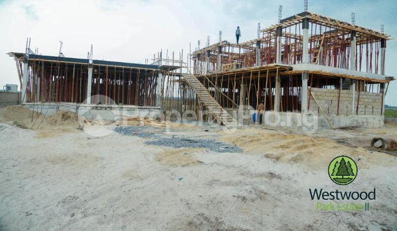 Land for sale West Wood Park Estate Sangotedo Lagos - 16