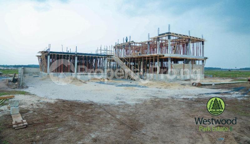 Land for sale West Wood Park Estate Sangotedo Lagos - 15