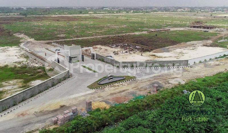 Land for sale West Wood Park Estate Sangotedo Lagos - 10