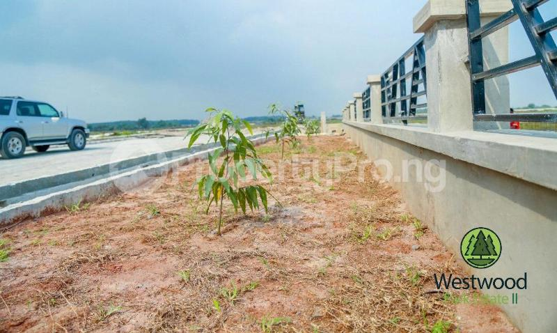 Land for sale West Wood Park Estate Sangotedo Lagos - 12