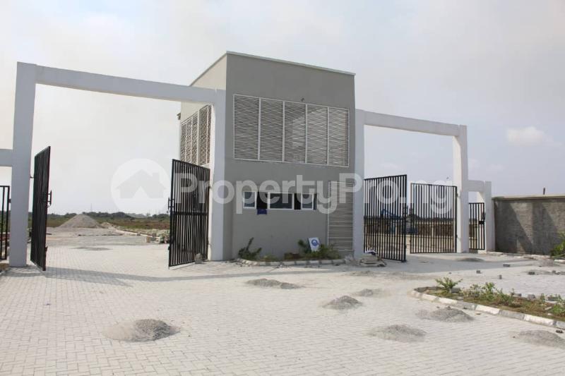Land for sale West Wood Park Estate Sangotedo Lagos - 19