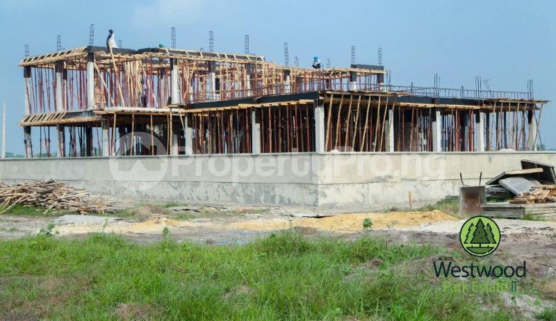 Land for sale West Wood Park Estate Sangotedo Lagos - 13
