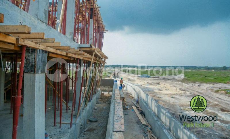 Land for sale West Wood Park Estate Sangotedo Lagos - 7