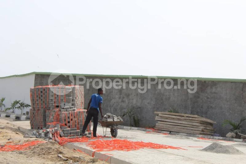 Land for sale West Wood Park Estate Sangotedo Lagos - 23