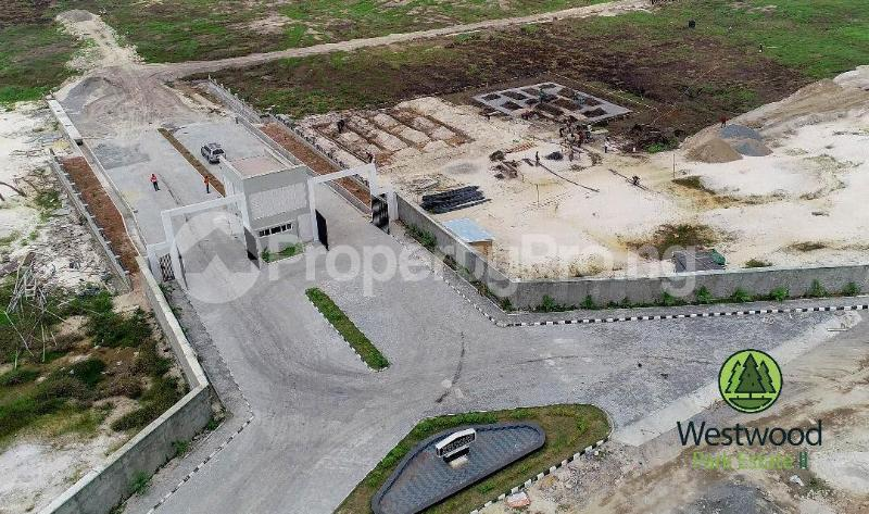 Land for sale West Wood Park Estate Sangotedo Lagos - 25