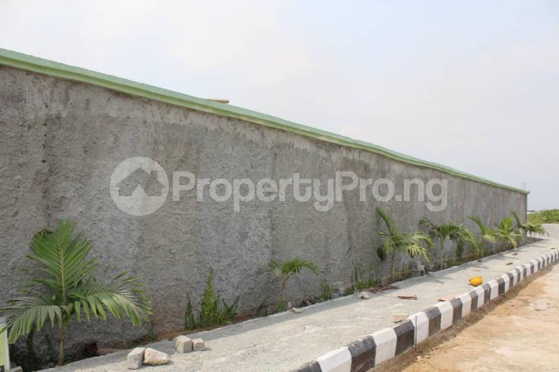 Land for sale West Wood Park Estate Sangotedo Lagos - 22