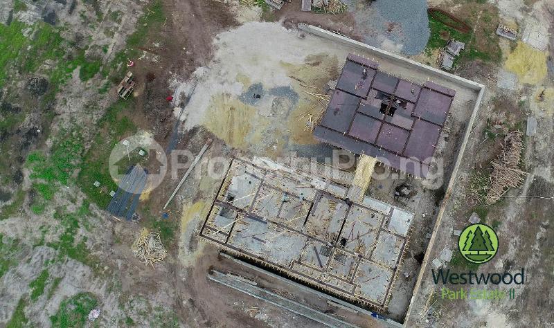 Land for sale West Wood Park Estate Sangotedo Lagos - 21
