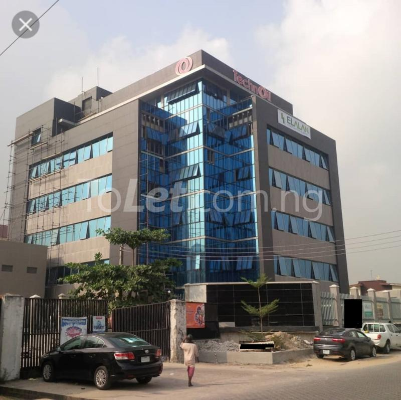 Office Space Commercial Property for rent Oniru Victoria Island Extension Victoria Island Lagos - 0