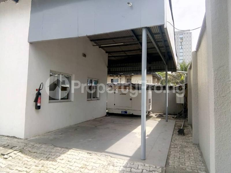Office Space Commercial Property for rent Sanusi fafunwa Sanusi Fafunwa Victoria Island Lagos - 2