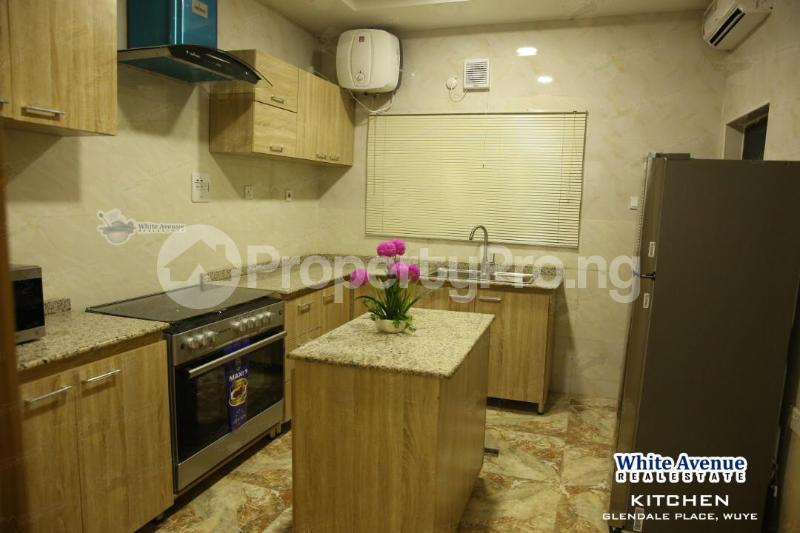 3 bedroom Blocks of Flats House for sale Along Family Worship Center  Wuye Abuja - 2